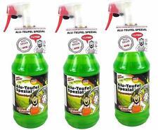 TUGA Alu-Teufel Spezial Felgenreiniger 1 Liter grün 3er Pack