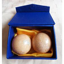 Boules Qi-gong ou Taichi en pierre