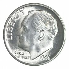 1946-S Roosevelt Dime - Charles Coin Collection *190