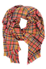 ScarvesMe Women's Warm Winter Light Weight Check and Plaid Oblong Scarf
