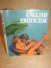 Vintage Book Of English Eroticism, By Piero Lorenzoni - 1984