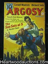 Argosy Mar 02, 1940 Cornell Woolrich - High Grade
