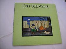 CAT STEVENS - TEASER AND THE FIRECAT - REISSUE LP VINYL UK - EXCELLENT