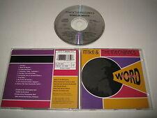 MIKE & THE MECÁNICA/WORD OF MOUTH(VIRGIN/CDV 2662)CD ÁLBUM
