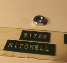 1 new old stock GARCIA MITCHELL 600 602 606 FISHING REEL ROD CLAMP NUT 81722