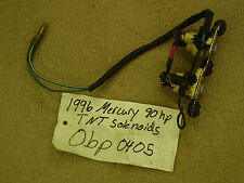 TRIM TILT SOLENOID SET 1996 MERCURY 90 HP PART# 818997A 1 ITEM #OBP0405