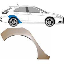 Mitsubishi Lancer 2007- Hatchback Radlauf Reparaturblech Kotflügel / Rechts