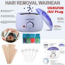 Mini Electric Wax Warmer Full Body Removal Depilatory Wax Beans Waxing Beauty