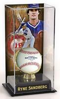 Ryne Sandberg Cubs Hall of Fame Display Case & Image - Fanatics Authentic