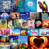 Full Drill 5D DIY Diamond Painting Embroidery Cross Stitch Kit Home Wall Decor