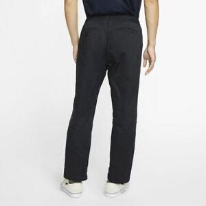 """Nike SB Skate DRI FIT Chino Trousers Cotton Blend Men's Size M 34"""" XS 30"""""""