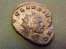 Roman bronze Antoninianus of Claudius ll Gothicus  268 -270 AD. Good very fine