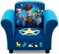 Disney Toy Story Upholstered Chair Delta Kids Childrens Furniture Brand New