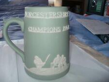 Jasper Ware Worcestershire County Cricket Club Champions 1964 Tankard