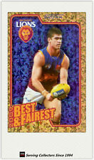 2010 AFL Herald Sun Trading Cards Best & Fairest BF2 Jonathan Brown (Brisbane)