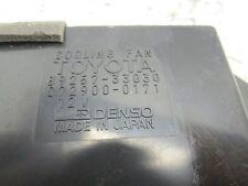 95 LEXUS ES300 RADIATOR COOLING FAN CONTROL MODULE COMPUTER OEM  17681