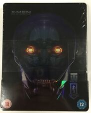 X-Men: Days Of Future Past 3D&2D Steelbook - UK HMV Exclusive **Region Free**