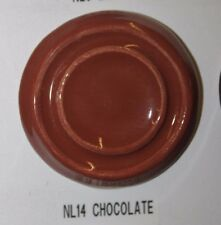 Nl 14 Chocolate Gloss Glaze Cone 06/04, Pound Lot Of 13