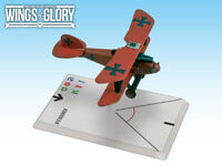 Wings of Glory: Albatros DIII (Von Richtofen)