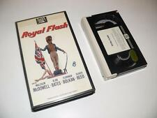 Betamax Video ~ Royal Flash ~ Malcolm McDowell / Oliver Reed ~ Pre-Certificate