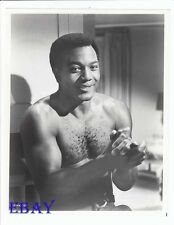 Jim Brown barechested VINTAGE Photo The Split