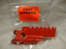 NOS KTM 57003140000 right foot peg rest