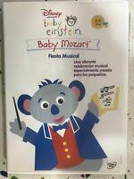 Baby Einstein DVD Baby Mozart Festa Musicale Spagnolo Inglese Portuguese