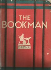 THE BOOKMAN CHRISTMAS NUMBER 1933 No.507 Vol. LXXXV S/c Hodder and Stoughton
