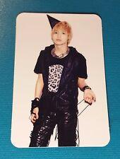 SHINee Lucifer Japan Taemin photocard (OFFICIAL)