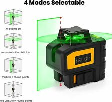Kaiweets Green Laser Level Kt360b With Adjustable Safety Goggles For Laser Laser