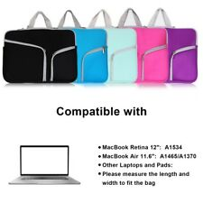 For 12� 11.6� Laptop Sleeve Case Carry Bag Bag For Samsung Chromebook Hp Us