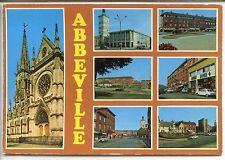 CP 80 Somme - Abbeville - Multivues couleurs