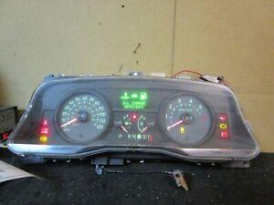 06 2006 Mercury Grand Marquis Speedometer Instrument Cluster Oem 125K Miles