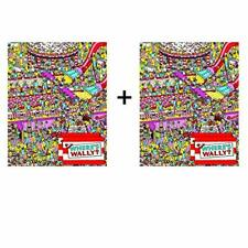 Where's Wally Double Gift Wrap Pack Gift Wrap NEW