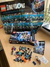 Lego Dimensions - Batman - Joker - Wallchart - Incomplete - Rare - See Pictures
