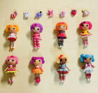 Mini Lalaloopsy Class Picture 15 Figures (Missing Red Bird Pet)