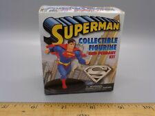 Nib - Dc Small Collectible Superman Figurine with Pendant - Unopened! Mega Mini