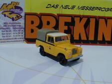 cerrado Brekina 13767-1//87 Land Rover 109 hm guardacostas-nuevo