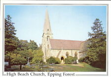 Essex: High Beach Church, Epping Forest - Unposted c.1997