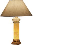 XXL Antique Style Designer Floor Lamp Light Standing Lamp Table Lamp Lamps