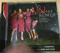 Red Hot and Loving It CD Rock Pop Compilation Album