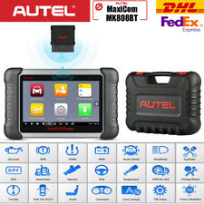 Autel MK808BT MK808 Wireless OBD2 Diagnostic Scanner Tool Code Reader All System