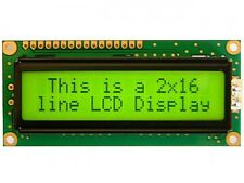 16x2  LCD display display for arduino,8051,AVR,PIC,ARM and DIY project