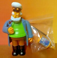 The Simpsons Captain McCallister  WOS Interactive Talking Figure & Accessories