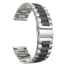 For Samsung Galaxy Watch Active 2 40 44mm Watch Band Stainless Steel Metal Strap
