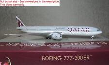 Phoenix 1/400 Qatar B777-300ER A7-BEM #11474 Diecast Metal Plane