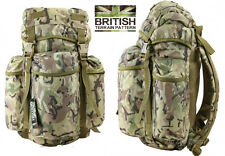 Mens Army Combat Military Travel Rucksack Backpack Surplus Camping Day Pack 30L