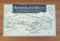 Backpacks and Blisters Board Game - Lake District Walking Game Ragnar Brothers