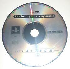 TOCA TOURING CHAMPIONSHIP - PlayStation 2 PS2 Play Station Game Bambini Gioco