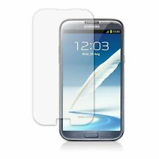 2x TOP QUALITY CLEAR LCD SCREEN PROTECTOR FOR SAMSUNG GALAXY NOTE 2 GT N7100 LTE